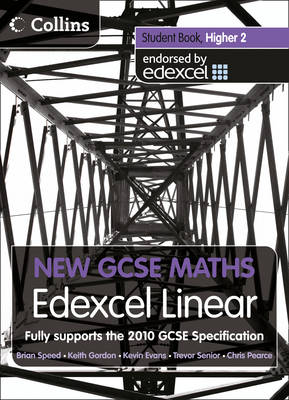 New GCSE Maths Student Book Higher 2: Edexcel Linear (A) by