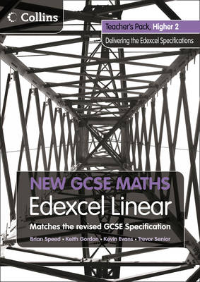 Teacher's Pack Higher 2 Edexcel Linear (A) by