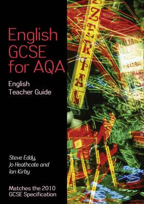 English Teacher Guide by Steve Eddy, Jo Heathcote, Ian Kirby, Keith West