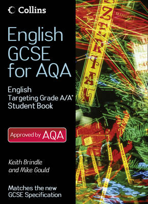 English Student Book Targeting Grades A/A* by Keith Brindle, Mike Gould