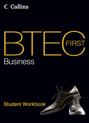 BTEC First Business Student Workbook by Ian Marcouse