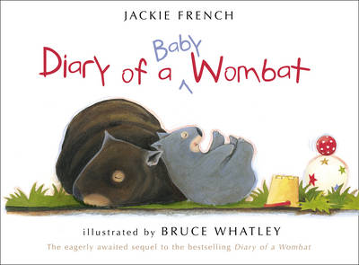 Diary of a Baby Wombat by Jackie French