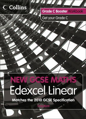 Grade C Booster Workbook Edexcel Linear (A) by