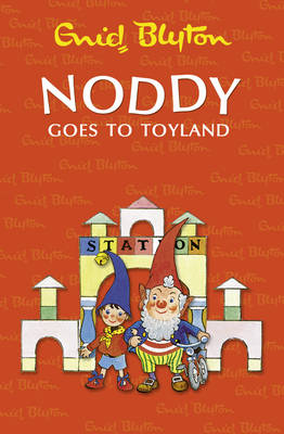 Noddy Goes to Toyland by