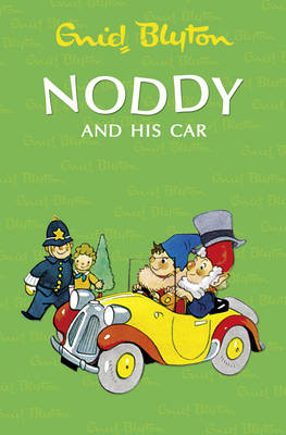 Noddy and His Car by