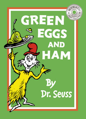 Dr. Seuss Green Eggs and Ham by Dr. Seuss
