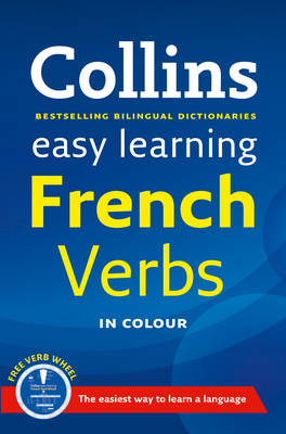 Easy Learning French Verbs With Free Verb Wheel by Collins Dictionaries