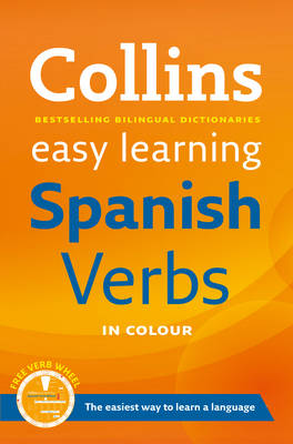Easy Learning Spanish Verbs With Free Verb Wheel by Collins Dictionaries