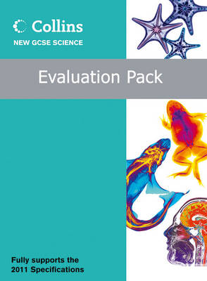 Collins New GCSE Science - Evaluation Pack AQA by Ken Gadd