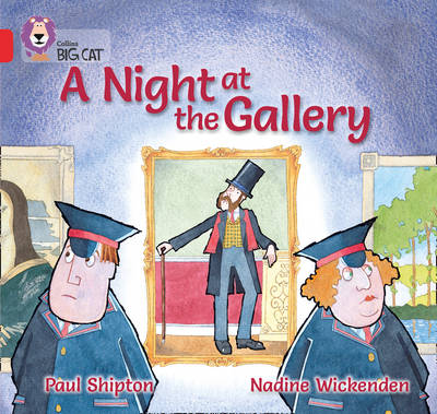 A Night at the Gallery Band 02a/Red A by Paul Shipton