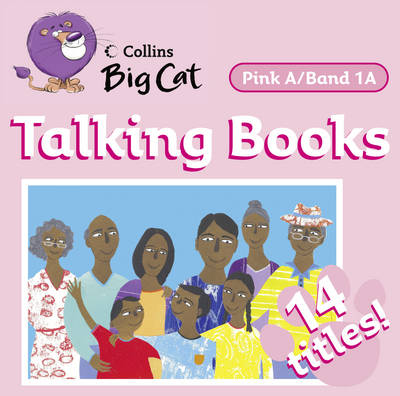 Talking Books Band 1a/Pink A by Curtin University, Australia) Various (Professor of Indian Ocean Studies