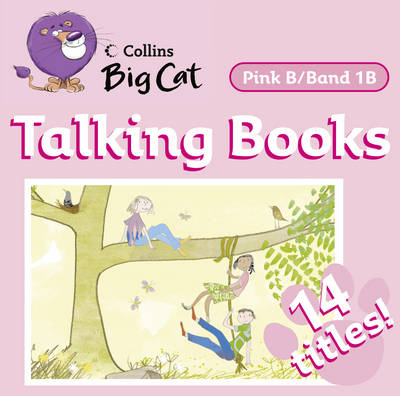 Talking Books Band 1b/Pink B by Curtin University, Australia) Various (Professor of Indian Ocean Studies