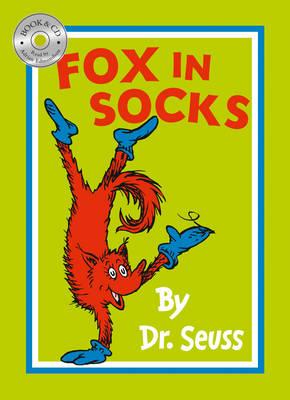 Dr. Seuss Fox in Socks by Dr. Seuss