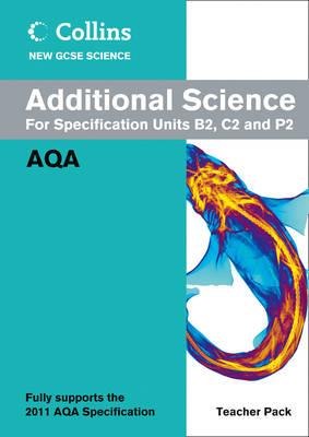 Additional Science Teacher Pack AQA by Ken Gadd
