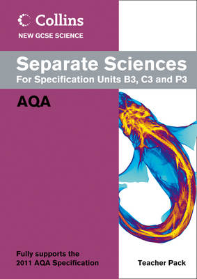 Separate Sciences Teacher Pack AQA by Ken Gadd