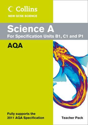 Science A Teacher Pack AQA by Ken Gadd