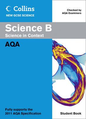 Science B Student Book AQA by Ken Gadd