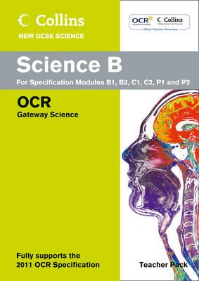 Science Teacher Pack OCR Gateway by Chris Sherry