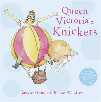 Queen Victoria's Knickers by Jackie French
