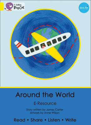 Around the World Yellow/Band 03 EResource by