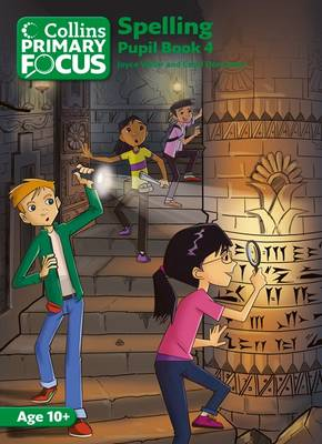 Spelling Pupil Book 4 by