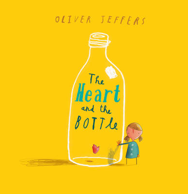 The Heart and the Bottle Mini HB by Oliver Jeffers