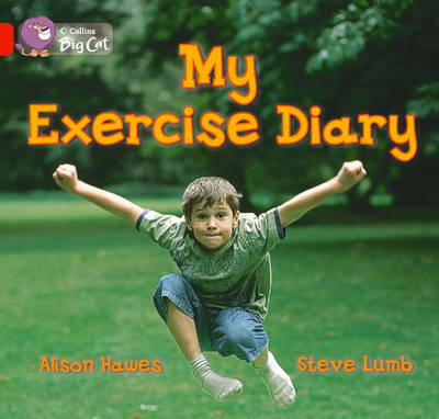 My Exercise Diary Red B/Band 02b Talking Books by