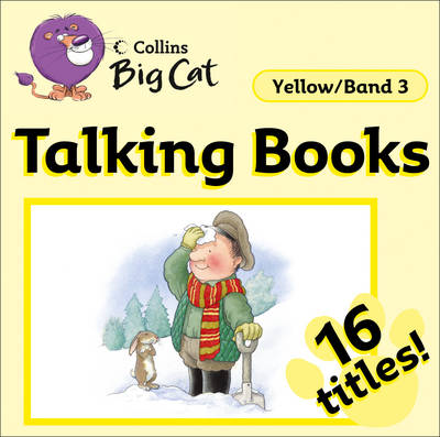Talking Books Band 03/Yellow by