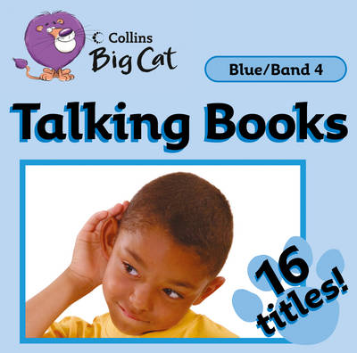 Talking Books Band 04/Blue by