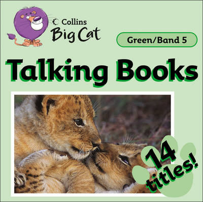 Talking Books Band 05/Green by