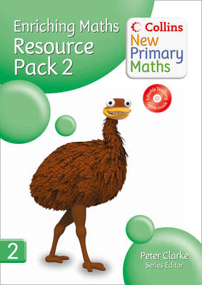 Collins New Primary Maths: Enriching Maths Resource Pack 2 by Peter Clarke