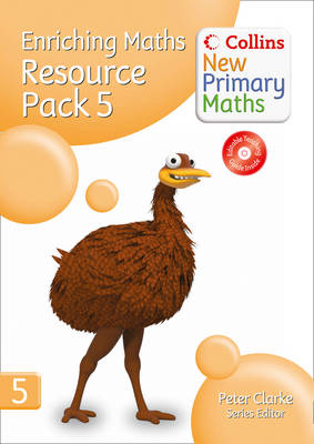 Collins New Primary Maths Enriching Maths Resource Pack 5 by Peter Clarke