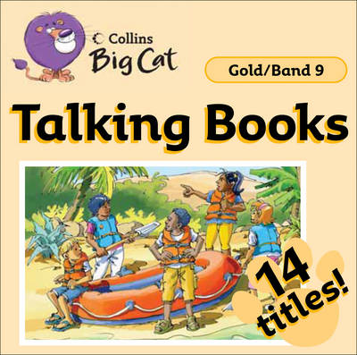 Talking Books Gold/Band 09 by Curtin University, Australia) Various (Professor of Indian Ocean Studies
