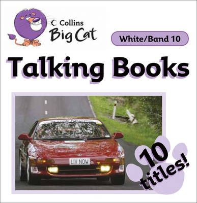 Talking Books White/Band 10 by Curtin University, Australia) Various (Professor of Indian Ocean Studies