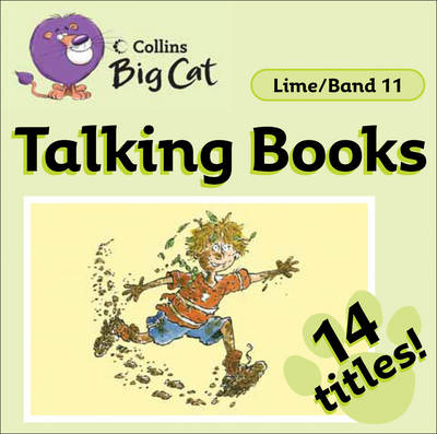 Talking Books Lime/ Band 11 by Curtin University, Australia) Various (Professor of Indian Ocean Studies