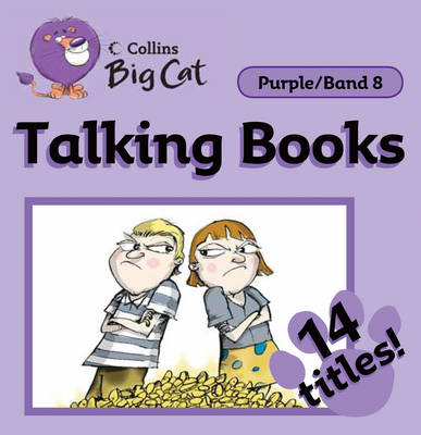 Talking Books Purple/Band 08 by Curtin University, Australia) Various (Professor of Indian Ocean Studies