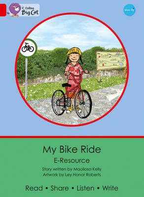 My Bike Ride Red A/Band 02a e-Resource by