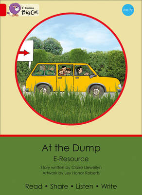 At the Dump Red B/Band 02b e-Resource by