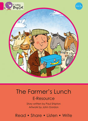 The Farmer's Lunch Pink A/Band 01a by