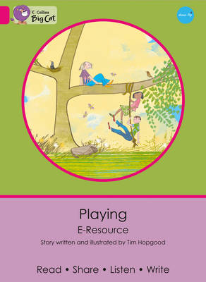 Playing Pink B/Band 01b e-Resource by