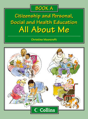 Big Book A: All About Me by Christine Moorcroft