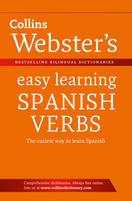 Webster's Easy Learning Spanish Verbs by