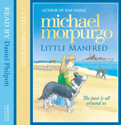 Little Manfred by Michael, M.B.E. Morpurgo