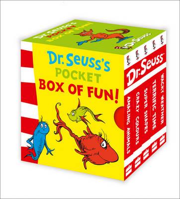 Dr. Seuss Dr. Seuss's Pocket Box of Fun! by Dr. Seuss