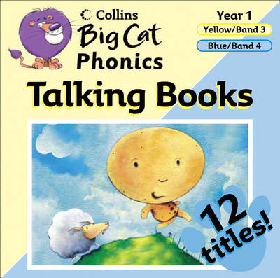 Collins Big Cat Talking Books - Phonics Year 1 by