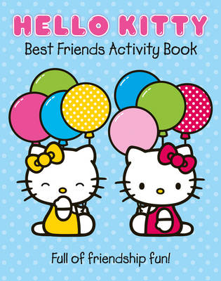 Best Friends Activity Book by