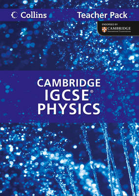 Cambridge IGCSE Physics Teacher Pack by Chris Sunley, Sue Kearsey, Andrew Briggs