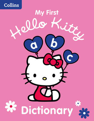 Collins My First Hello Kitty Dictionary by