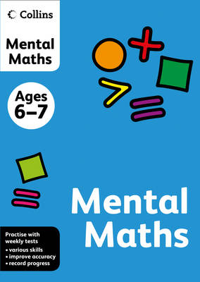 Collins Mental Maths Ages 6-7 by