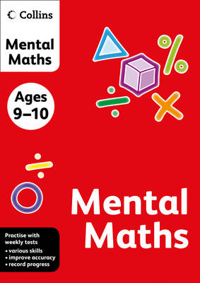 Collins Practice Collins Mental Maths: Ages 9-10 by